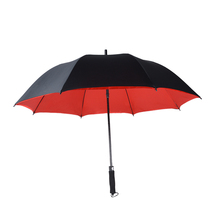 high quality umbrella Windproof Double Layer Golf Umbrella Custom Logo Print wind proof uv umbrella