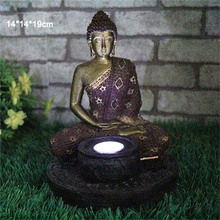 New Arrival Solar Buddha Garden Decoration Light for Sale