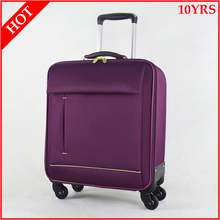 "16"" Polyester Soft Laptop Luggage Suitcase"