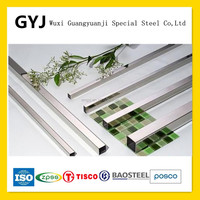 alibaba china astm 202 stainless steel pipe /tube 8 23mm seamless