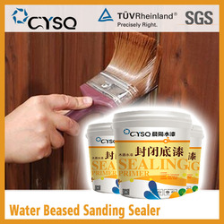 CYSQ Water Based sanding sealer coating