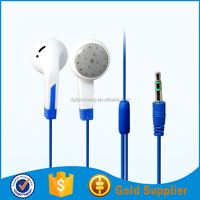 Made in China best sale mobile earphone cheap plastic earphone