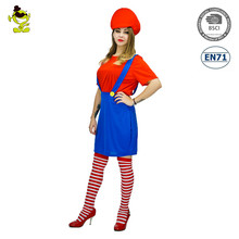 2018trending products wholesale Super cartoon characters fancy dress for party costumes