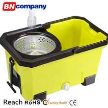 Popular Plastic Single Mop Bucket with Drawer Magic Mop