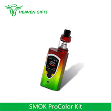 Online Shopping 2ml (EU)/ 5ml 225W Smoke Pro Color Kit subzero ecig