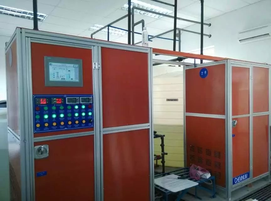 Oil & Gas Industrial Water Treatment Chlorine Liquid System