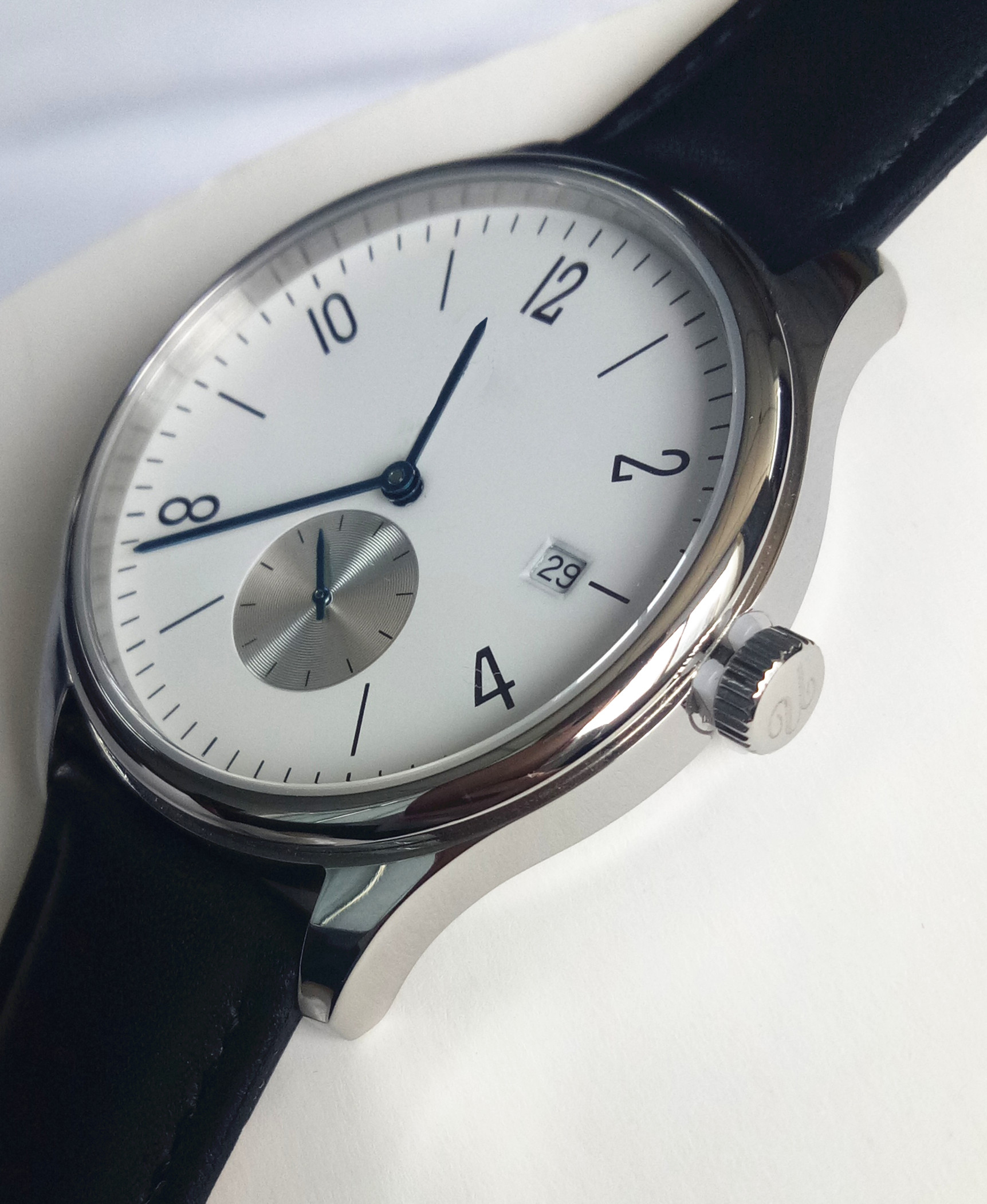 high quality custom design watch own your brand wristwatches图片