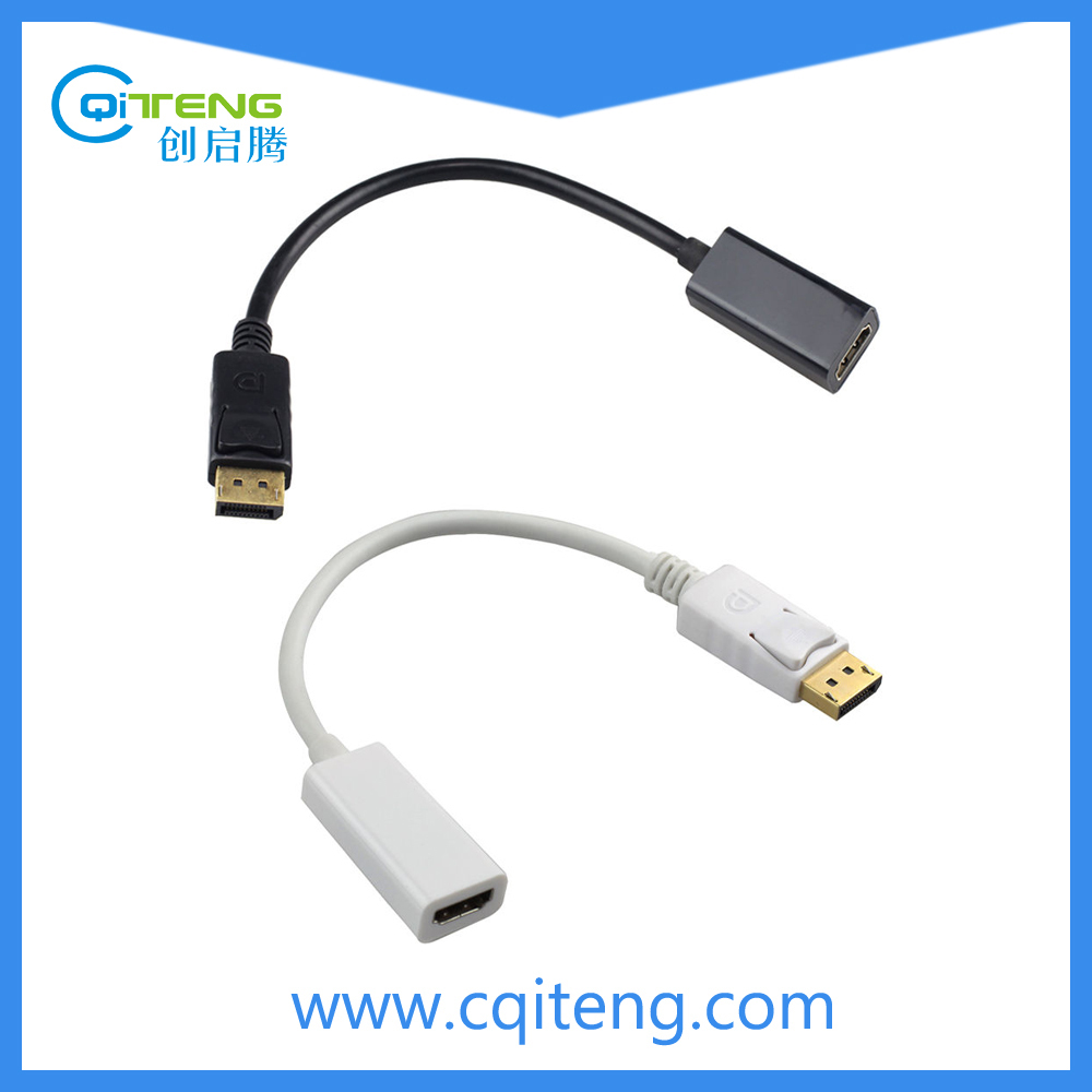 male to female dp to hdmi adapter cable for apple device