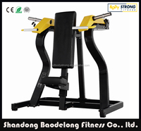 2014 newest fitness sports equipment free weight plate loaded PRO-003 Shoulder Press