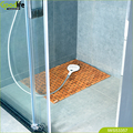Wholesale high quality bamboo bath mat with reasonable price
