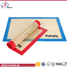 Amazon Baking and Pastry Tools Type fiberglass Silicone baking mat set perfect for baking on gas