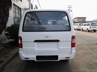 new model JNQ6495 toyota haice special purpose vehicle