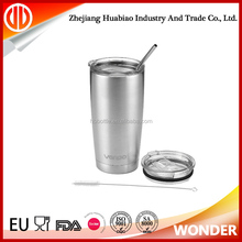 20oz Double layer keep warm cold stainless steel tumbler cup