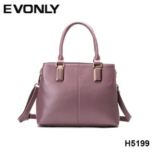 Wholesale leather ladies handbag Hot style in Europe and America,custom women bag handbags