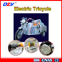 China Adult Cargo/Passager Used Electric Tricycle