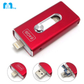 Zyiming usb 3.0 flash Memory drive for computer and smartphone Iphone 32GB 64GB USB3.0 otg usb flash drive