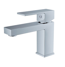 high quality bathroom hot cold water mixer basin tap