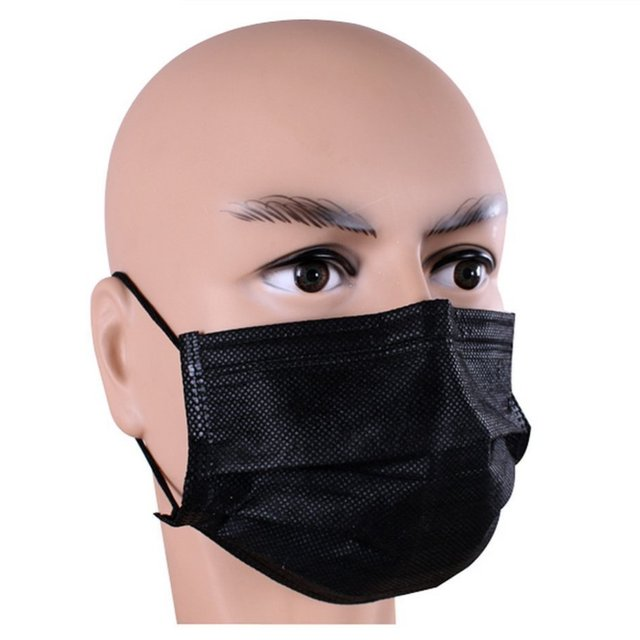 Nonwoven disposable cosmetic medical face mask 2018 new trending