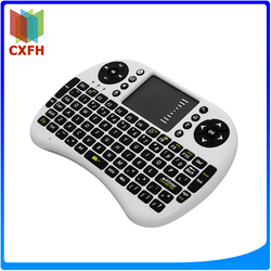 Easy and simple to handle portable wireless bluetooth keyboard with USB