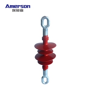 Amerson Polymer materials tension insulator high voltage insulator