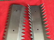 double-sided grinding folding saw blade