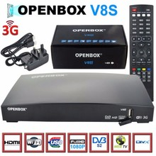 OPENBOX V8S Satellite Receiver Set-Top Box, US Regulations, DVB Set-top Boxes Satellite TV Receiver