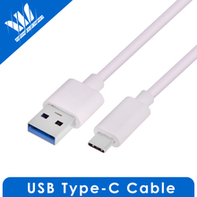 Reversible USB 3.1 Type C Male to Standard Type A USB 3.0 Male Data Cable for Apple New Macbook