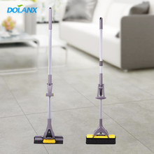 doalnx 2018 fashion long handle PVA sponge mop,floor mop