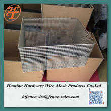 stainless steel metal food bucket