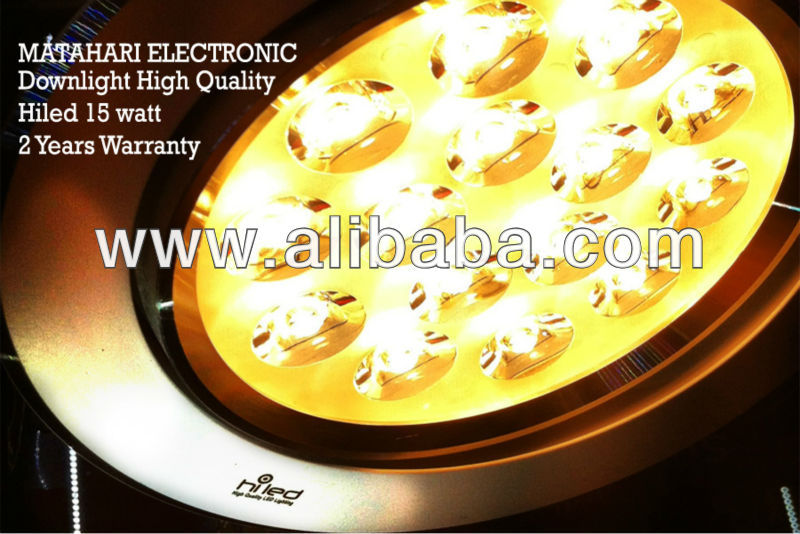 Ceiling Light 15 watt HILED (High Quality)