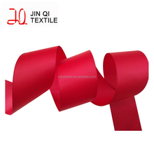 bottle decoration Grosgrain polyester ribbon