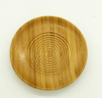 Wholesale cheap price small bamboo plate with high quality buy bulk from China
