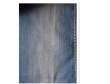 Rolls of Super Soft 4 OZ Shirt and Skirt Light Denim Fabric