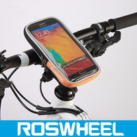 Hot selling bicycle phone holder 11363 full carbon stem integrated handlebar