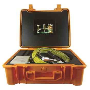 7'' TFT LCD Pipe Inspection camera With 20m Cable Borescope Endoscope