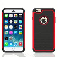 best selling hard case ball textured tow piece combo case for iphone 5