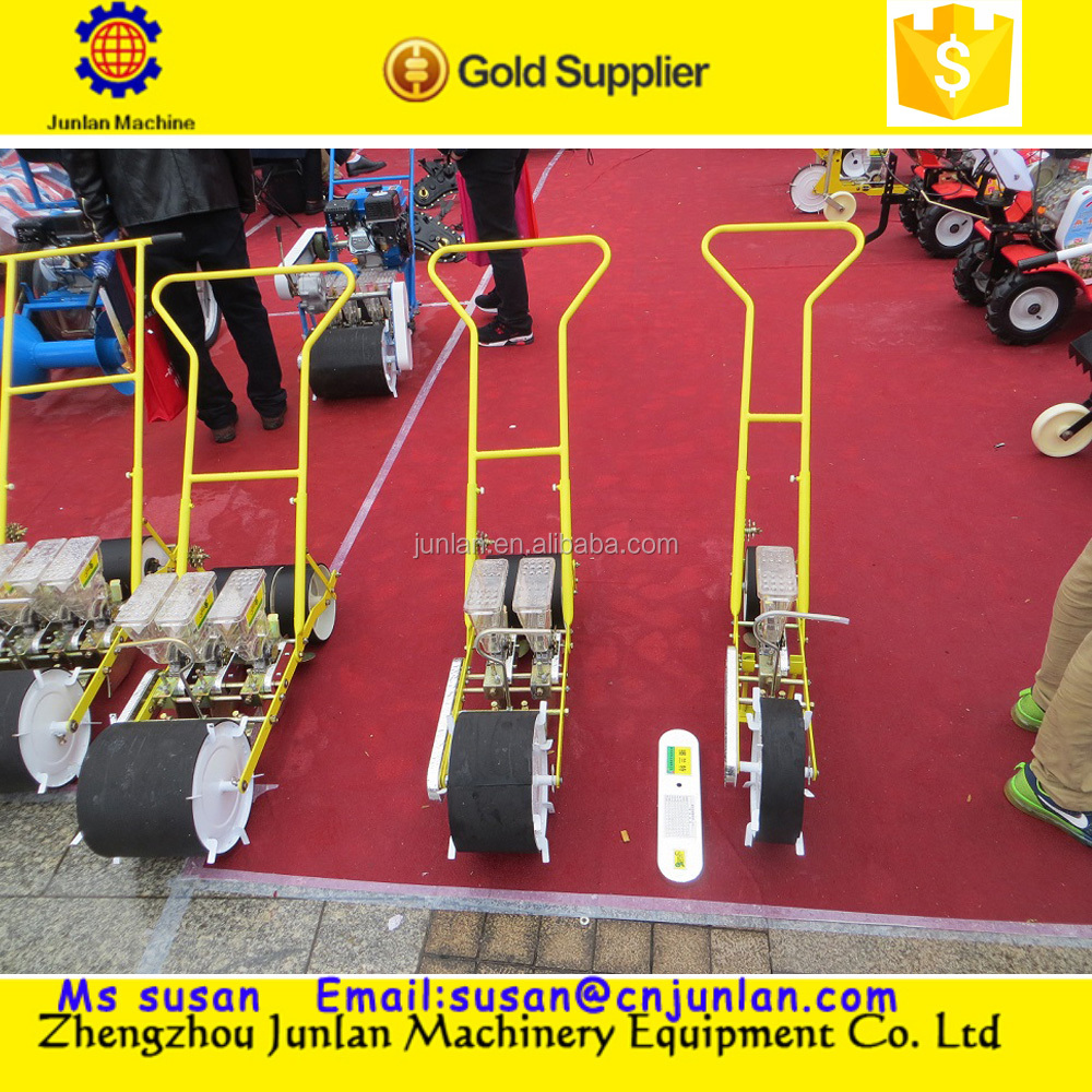 different type hand moving manual electric onion seeder +8618637188608