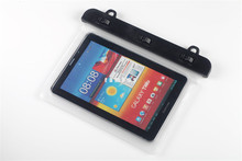 Transparent Waterproof Tablet Pouch Case Cover Perfect Rafting, Kayaking Diving bag for for Kindle fire HDX