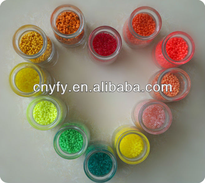 PVC rigid / soft granules for household appliances