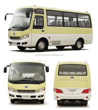 LHD 25-30 seater coaster mini bus for sale with TV