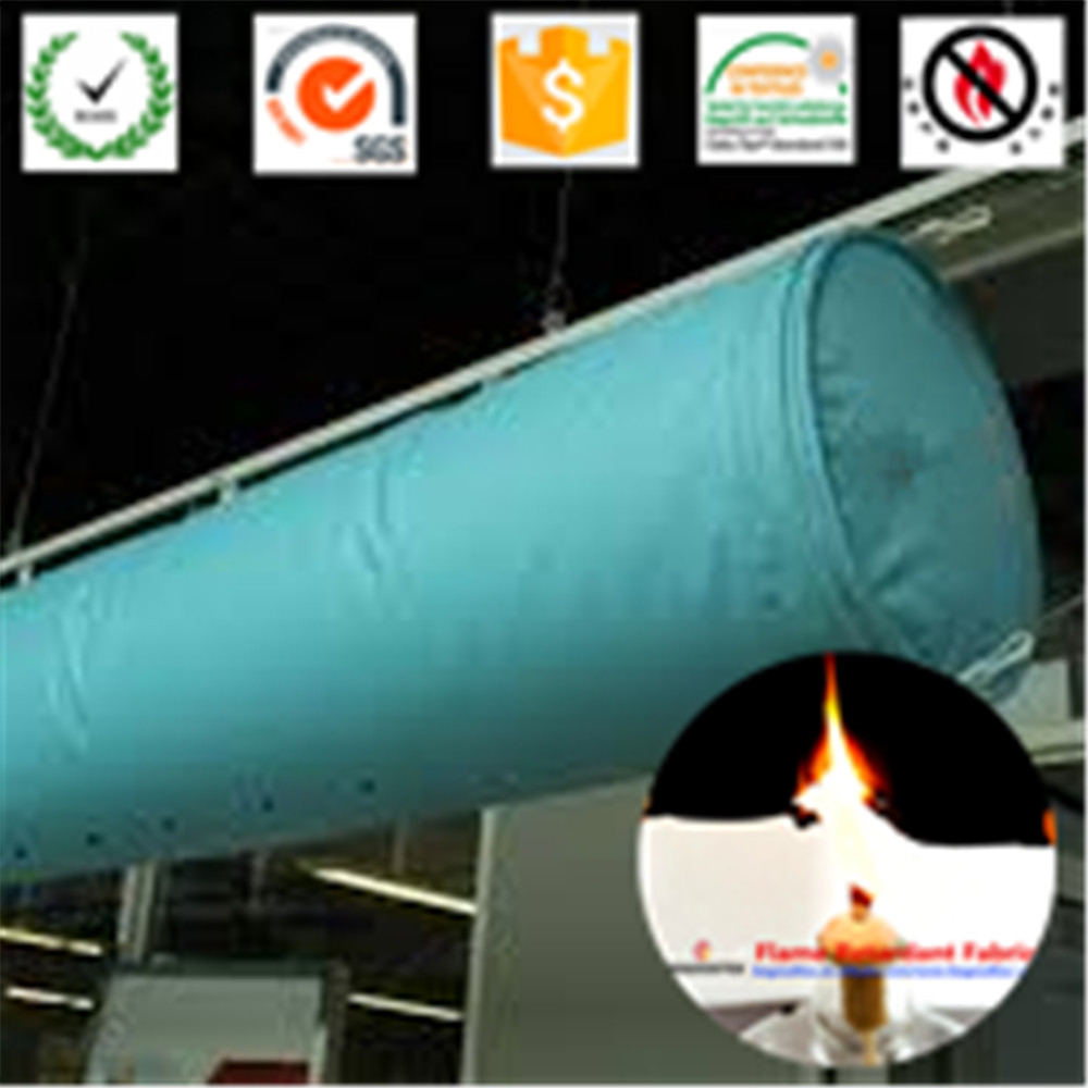 chinese supplier HVAC duct works fabric