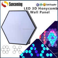 Latest SMD 5050 RGB 3 in 1 Led dj lightig wall led disco panel light