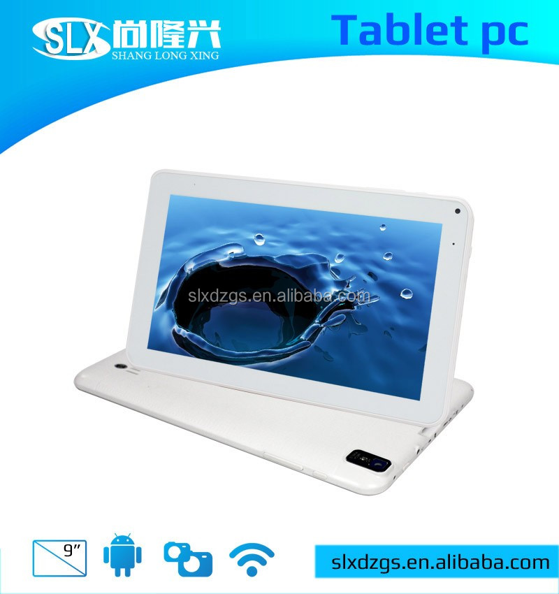 "9 Inch Android Large Screen Tablet Pc Tablet 9"" With Sim Cards Slot Gsm"