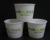 compostable soup cup, Disposable paper soup bowl
