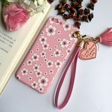 3D full printing flower mobile phone case,for iphone 7 case tpu,for iphone 7 phone case cover