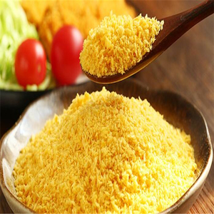 Yellow/WhiteJapanese panko, halal breadcrumbs