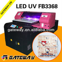 New Methods in Digital Printing for Photography,Fine Art and Mixed Media,Gateway fb3338 led UV printer with water cooling system