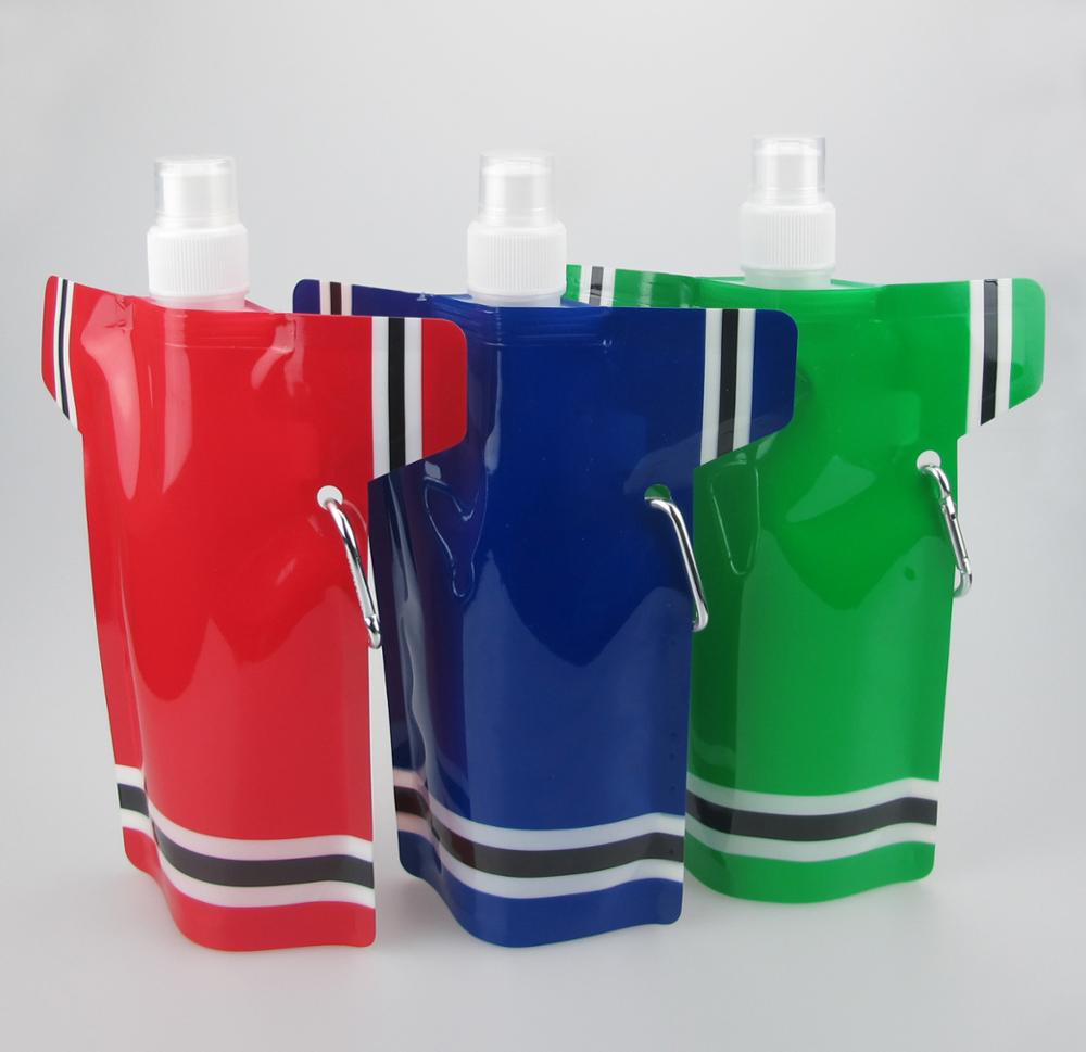 2017 New plastic collapsible mist sprayer bottle design