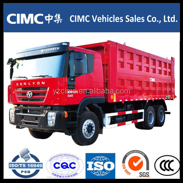HONGYAN DUMP TRUCK TIPPER Direct sale Beiben 8x4 6*4 12 wheel 40ton dump truck for sale in dubai