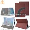 Brand new Leather wallet case for iPad air,Slim case for ipad 5